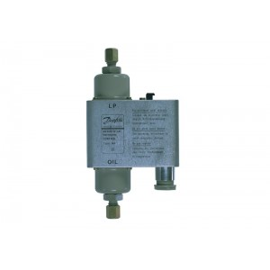 Danfoss MP / MP-A / MP-E series differential pressure switches