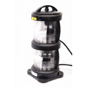 Navigation light double - Masthead Clear + certificate without lamp
