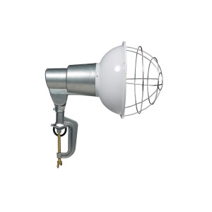 Japanese type floodlight with clamp E39 for RF-lamp 300/500W
