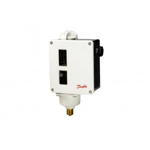 RT112 , Pressure switches 017-519266 manual reset